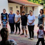 Lelki feltöltődéssel erősítik a közösséget Szajkon