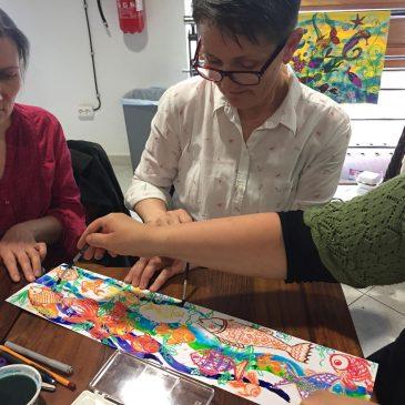 Élménypedagógia a művészeti nevelés eszközeivel