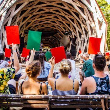 Egy táborban a magyar slammerek