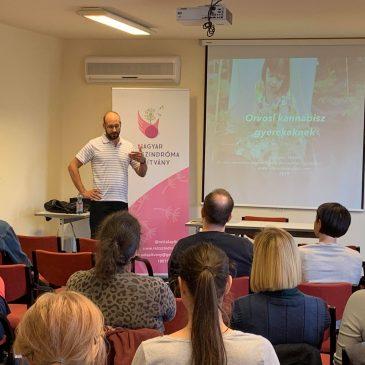 A családtagokat is segíti a Magyar Rett Szindróma Alapítvány