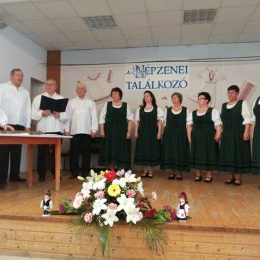 Felpezsdíti a település közösségi életét a Balatonvilágosi Népdalkör